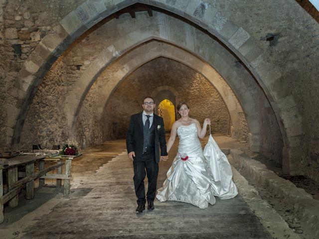 Il matrimonio di Maurizio e Maria Rita a Valledolmo, Palermo 29