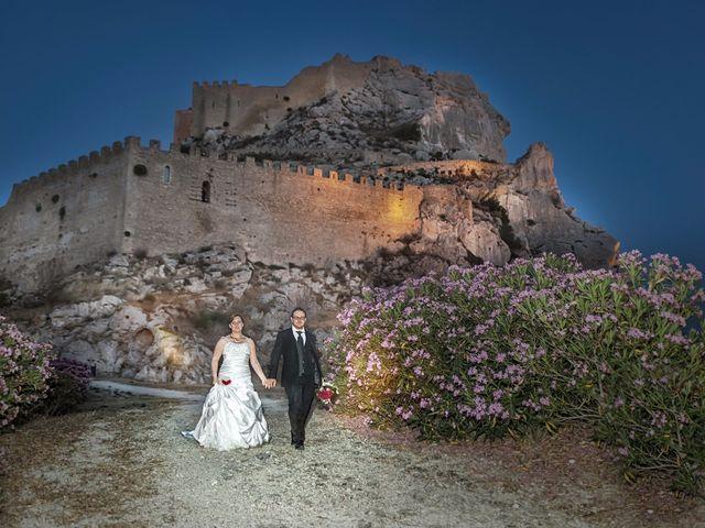 Il matrimonio di Maurizio e Maria Rita a Valledolmo, Palermo 1