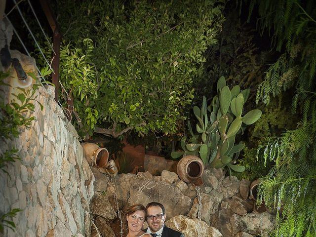 Il matrimonio di Maurizio e Maria Rita a Valledolmo, Palermo 40