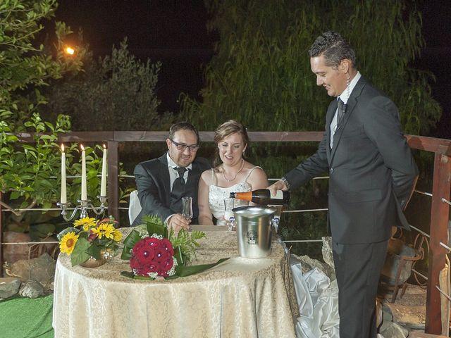 Il matrimonio di Maurizio e Maria Rita a Valledolmo, Palermo 41