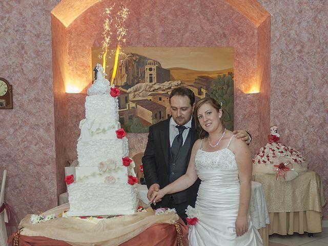 Il matrimonio di Maurizio e Maria Rita a Valledolmo, Palermo 44