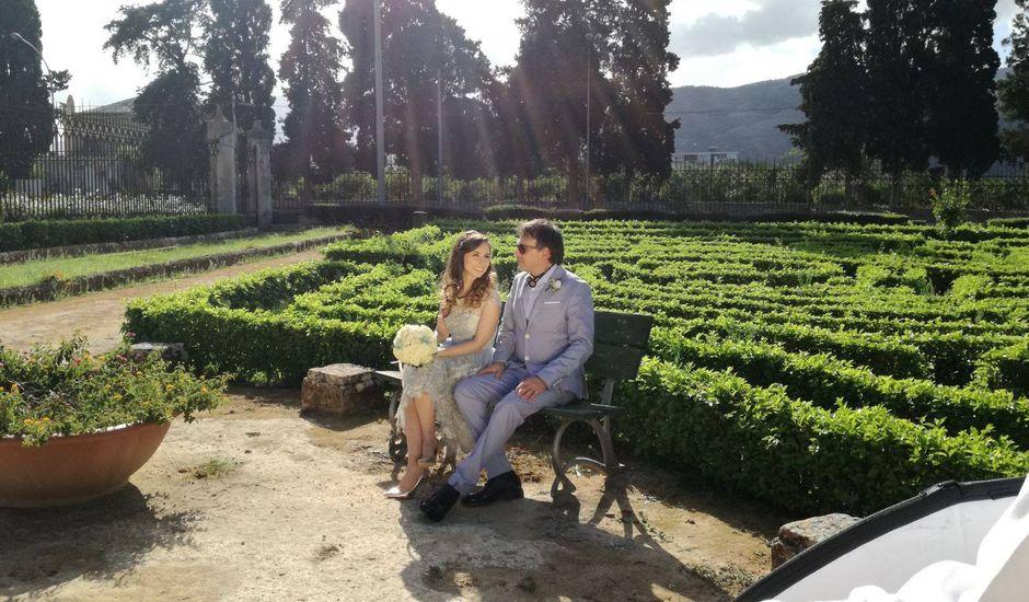Il matrimonio di Salvatore e Rita a Palermo, Palermo