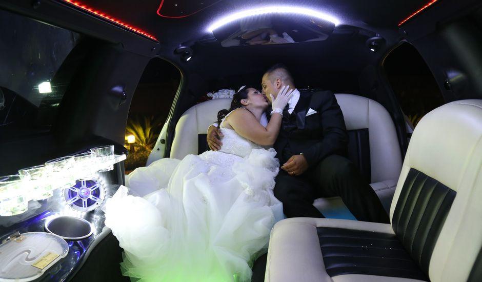 Il matrimonio di Valentina e Salvatore a Gaggi, Messina
