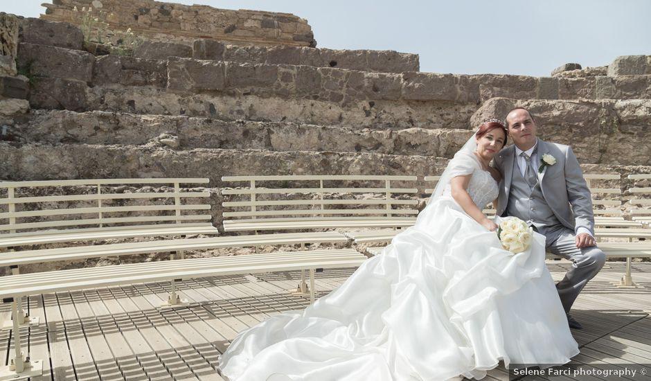 Il matrimonio di Michele e Anna Rita a Pula, Cagliari