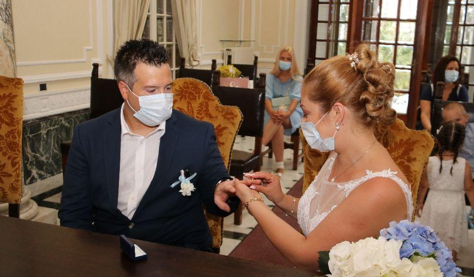 Il matrimonio di Stefano e Ana a Sanremo, Imperia