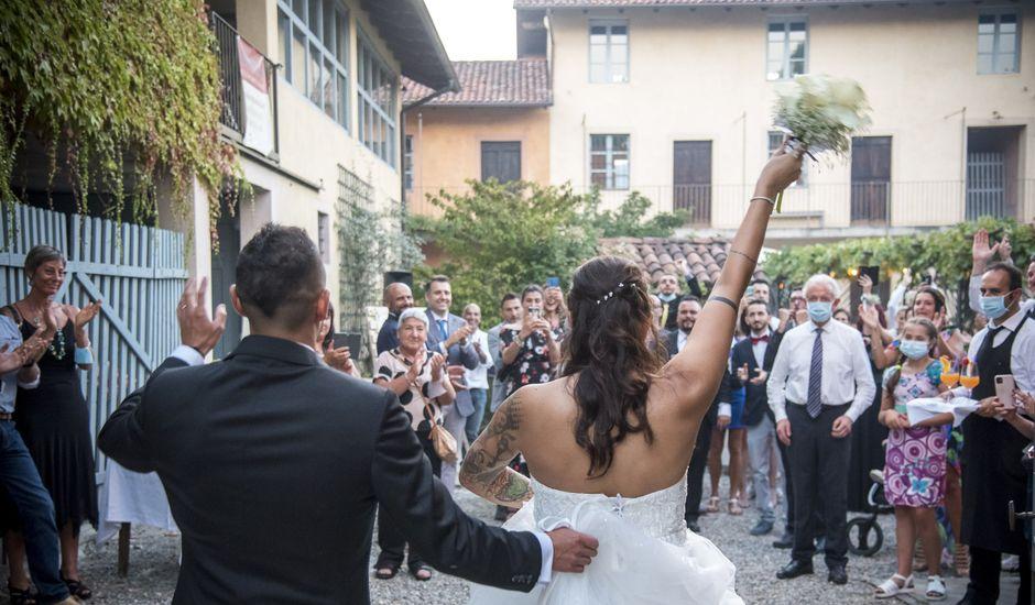 Il matrimonio di Federico e Veronica a Prato Sesia, Novara