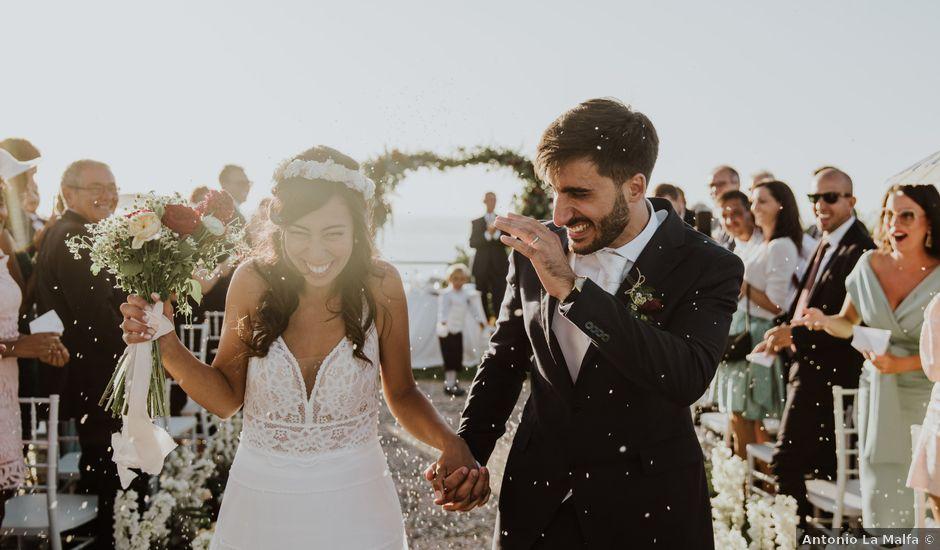 Il matrimonio di Nelly e Lorenzo a Milazzo, Messina