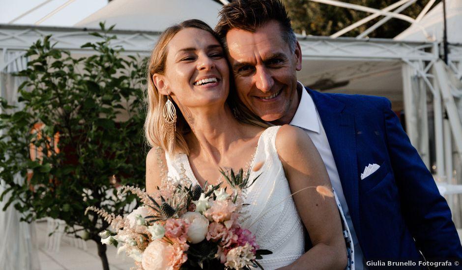 Il matrimonio di Norberto e Vanessa a Volpago del Montello, Treviso