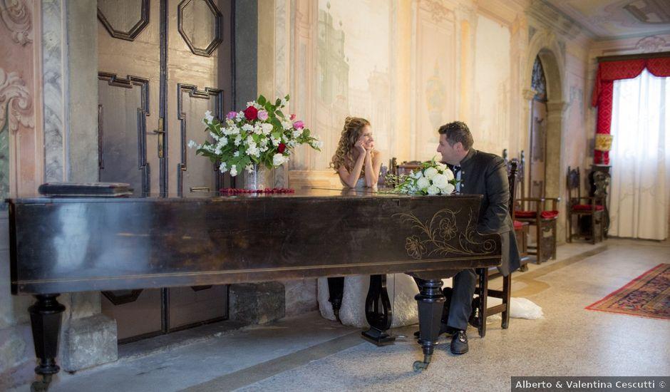 Il matrimonio di Alberto e Alissa a Palmanova, Udine