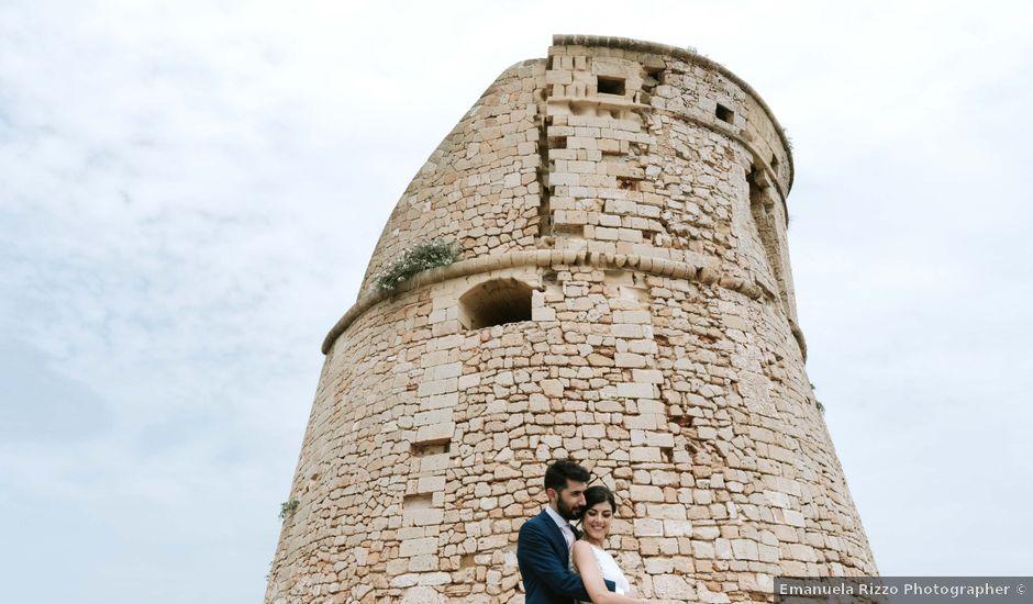 Il matrimonio di Eraldi e Francesca a Santa Cesarea Terme, Lecce
