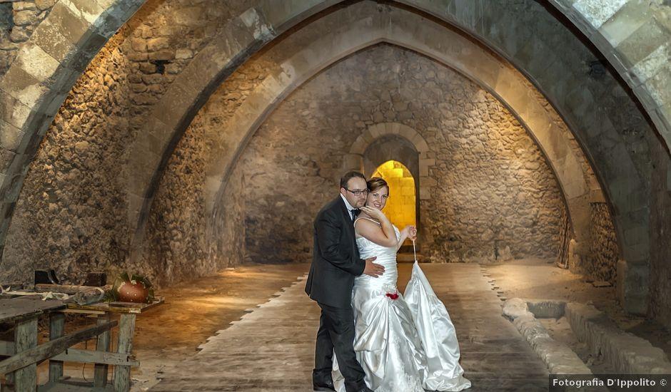 Il matrimonio di Maurizio e Maria Rita a Valledolmo, Palermo