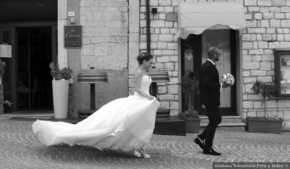 Il matrimonio di Gabriele e Clara a Recanati, Macerata