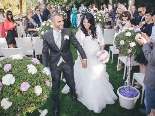 Le nozze di Sarah e Francesco