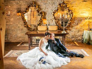 Le nozze di Tiziana e Christian