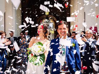 Le nozze di Giovanna e Lewis