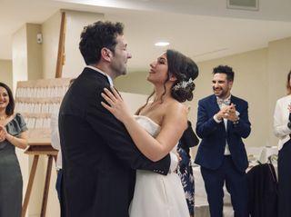 Le nozze di Federica e Bruno