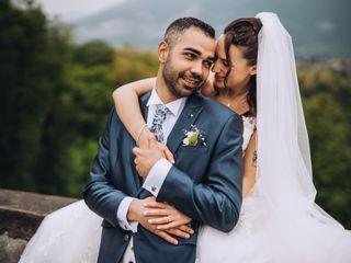 Le nozze di Chiara e Gianpaolo