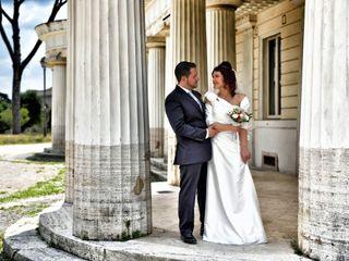Le nozze di Agata e Pietro