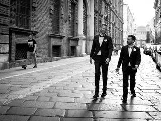 Le nozze di Winston e Savino