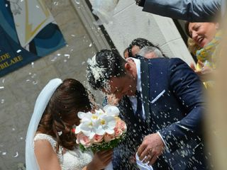 Le nozze di Mary e Cosimo  1