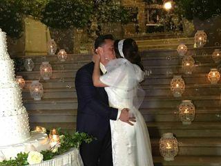 Le nozze di Mary e Cosimo