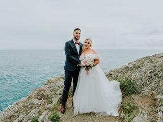 Le nozze di Patrizia e Rafal