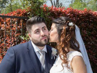 Le nozze di Alessia e Alfonso
