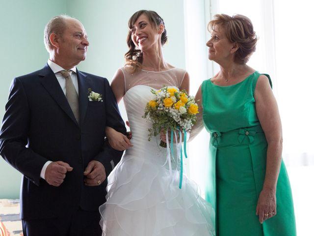 Il matrimonio di Mario e Melissa a Cuggiono, Milano 10