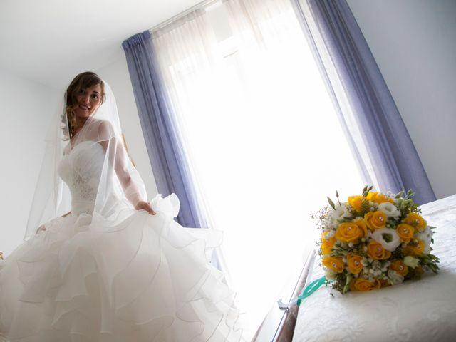 Il matrimonio di Mario e Melissa a Cuggiono, Milano 11