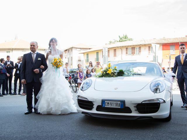 Il matrimonio di Mario e Melissa a Cuggiono, Milano 13