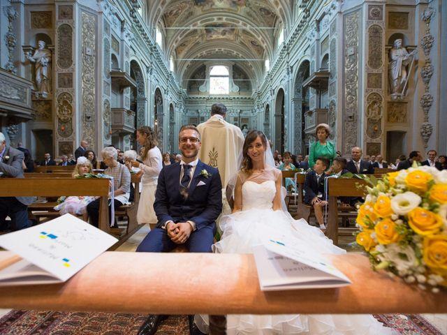 Il matrimonio di Mario e Melissa a Cuggiono, Milano 14