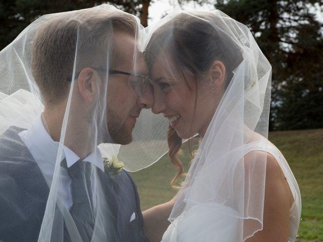 Il matrimonio di Mario e Melissa a Cuggiono, Milano 19