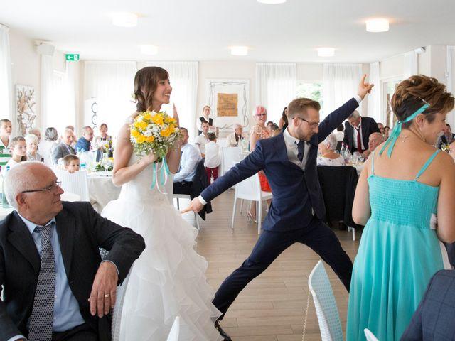 Il matrimonio di Mario e Melissa a Cuggiono, Milano 20