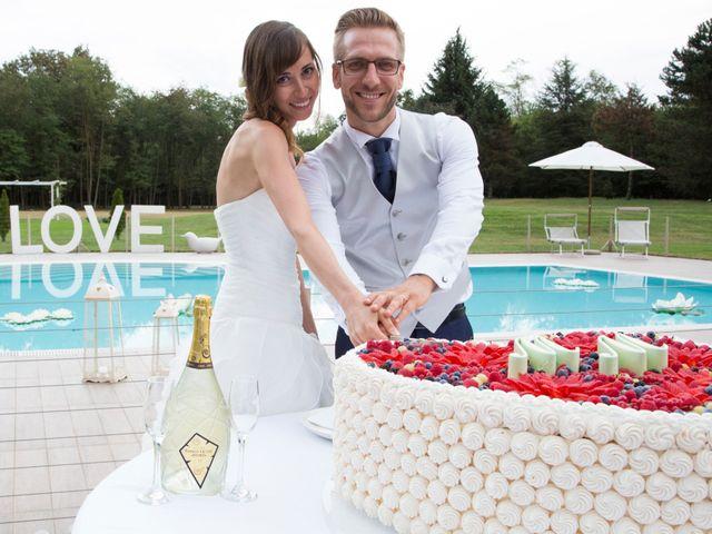 Il matrimonio di Mario e Melissa a Cuggiono, Milano 23