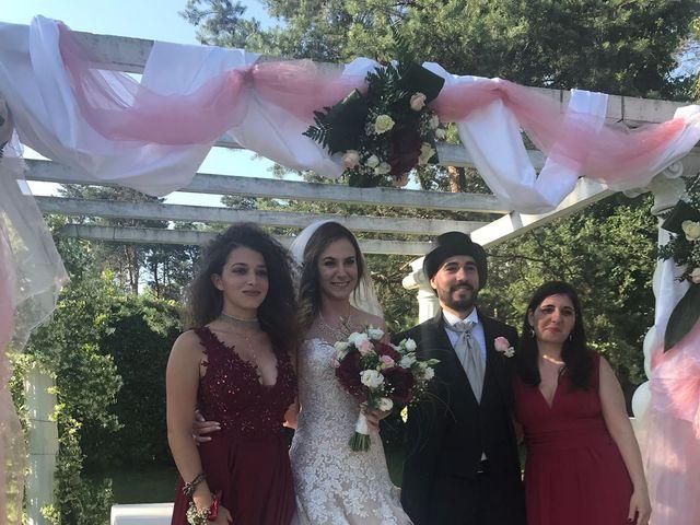 Il matrimonio di Dario e Sara a Cogliate, Monza e Brianza 3