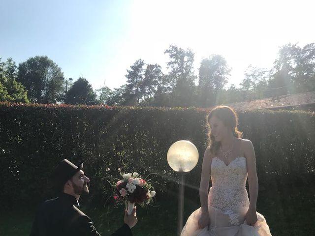 Il matrimonio di Dario e Sara a Cogliate, Monza e Brianza 1