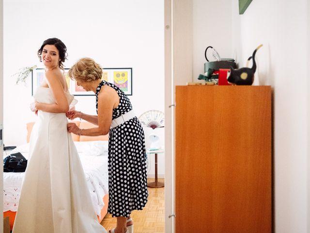 Il matrimonio di Lewis e Giovanna a Milano, Milano 9