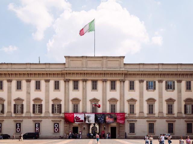 Il matrimonio di Lewis e Giovanna a Milano, Milano 15