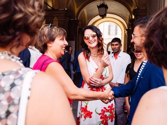 Il matrimonio di Lewis e Giovanna a Milano, Milano 18