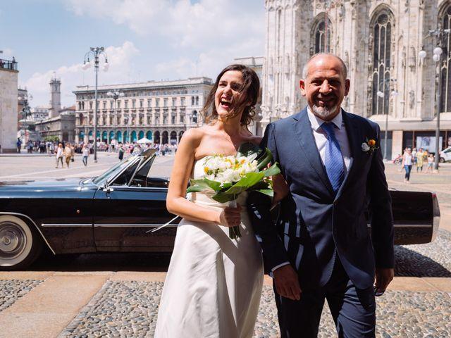 Il matrimonio di Lewis e Giovanna a Milano, Milano 22