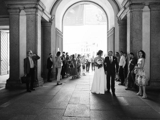 Il matrimonio di Lewis e Giovanna a Milano, Milano 23