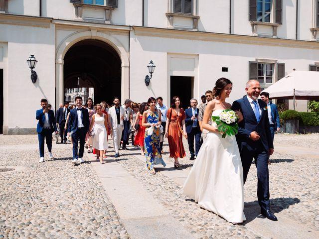 Il matrimonio di Lewis e Giovanna a Milano, Milano 25