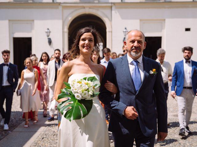 Il matrimonio di Lewis e Giovanna a Milano, Milano 26