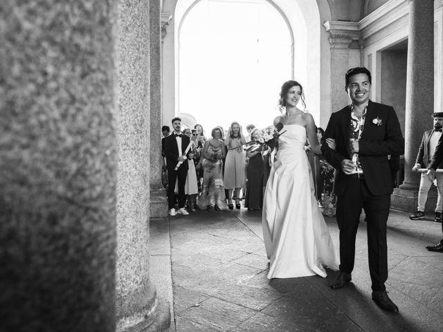 Il matrimonio di Lewis e Giovanna a Milano, Milano 27