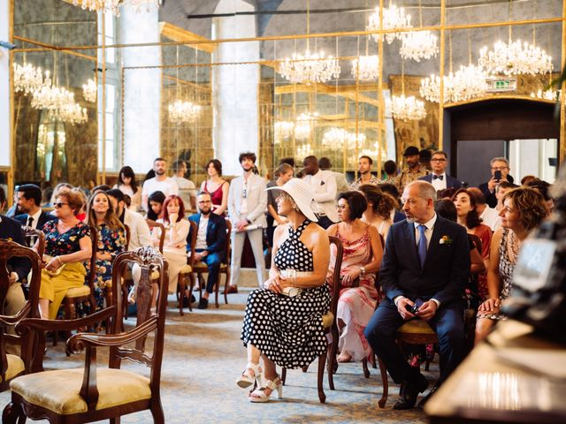 Il matrimonio di Lewis e Giovanna a Milano, Milano 28