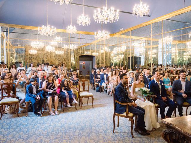 Il matrimonio di Lewis e Giovanna a Milano, Milano 31