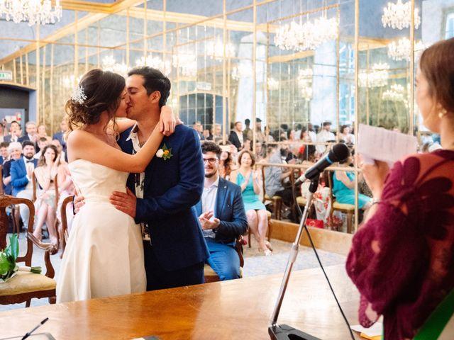 Il matrimonio di Lewis e Giovanna a Milano, Milano 33