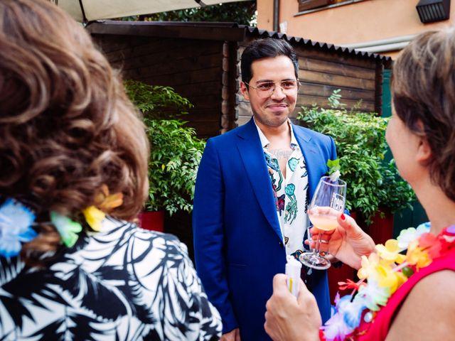 Il matrimonio di Lewis e Giovanna a Milano, Milano 49