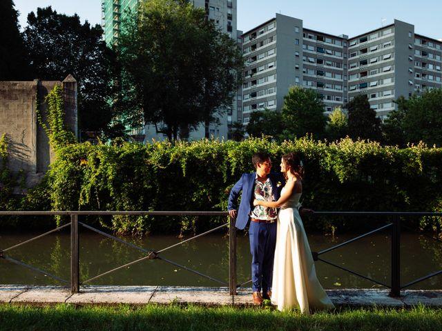 Il matrimonio di Lewis e Giovanna a Milano, Milano 53