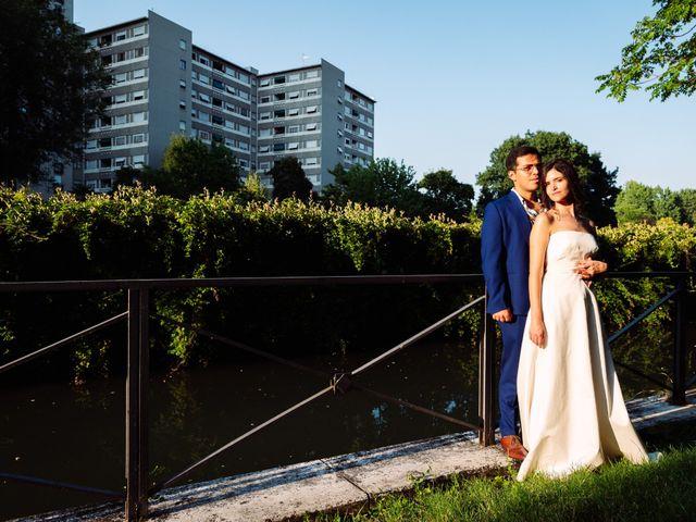 Il matrimonio di Lewis e Giovanna a Milano, Milano 55